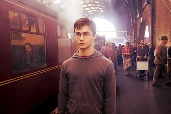Harry Potter Train-tuttacronaca
