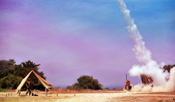 israele-libano-razzo-lancio-tuttacronaca