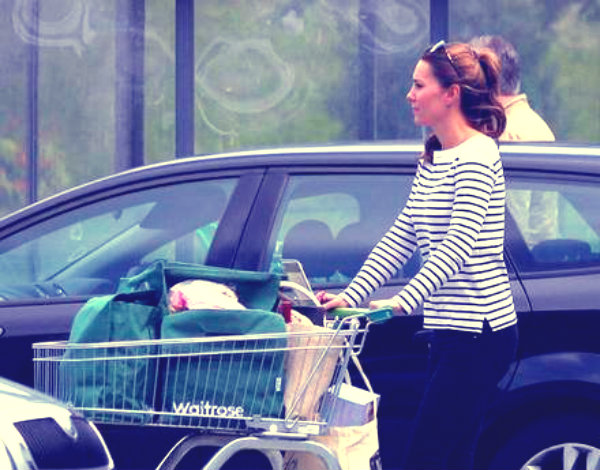 kate middleton supermaket-tuttacronaca