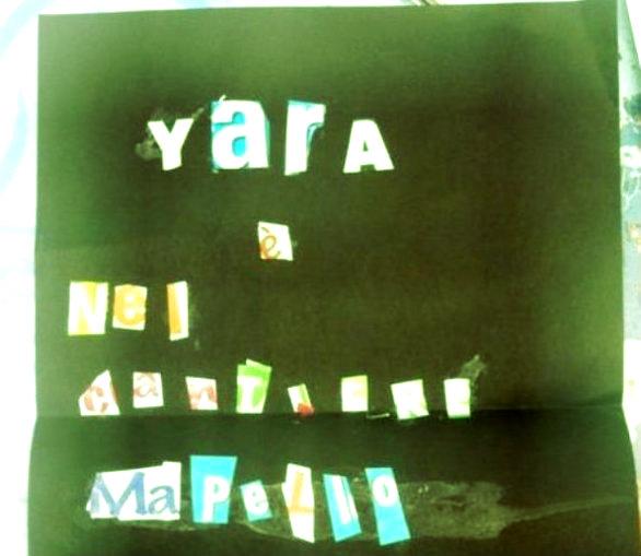 messaggio_Yara-tuttacronaca