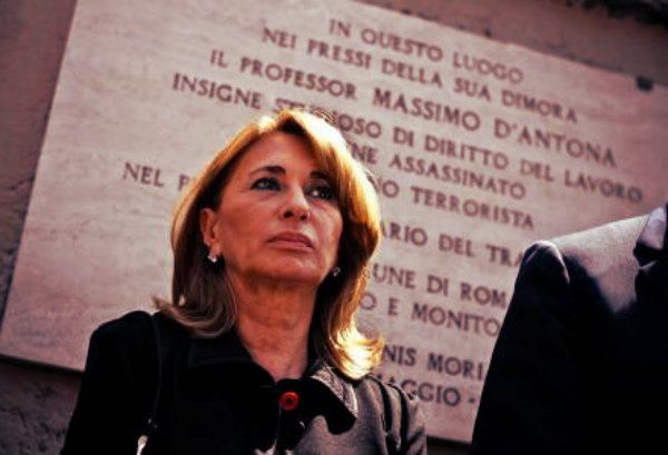 Olga Di Serio D'Antona, furto-abitazione-tuttacronaca