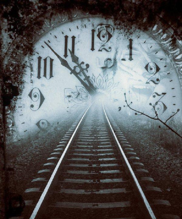 """""""Il tempo è un grande autore: ..."""