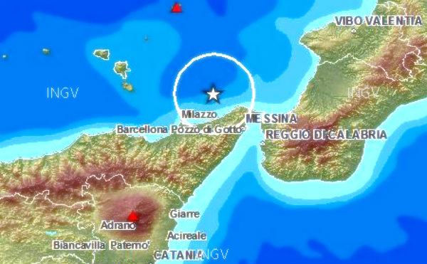 terremoto-sicilia-golfo-di patti-tuttacronaca