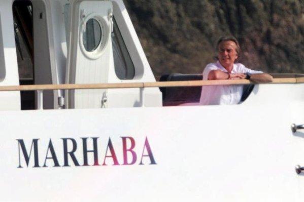 yacht di Montezemolo-tuttacronaca-incidente