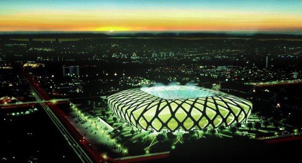 Arena  da Amazonia-tuttacronaca-prigione-stadio