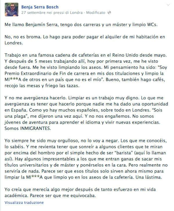benja-facebook-tuttacronaca