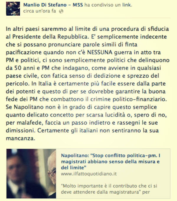 distefano-toghe-napolitano-facebook-tuttacronaca