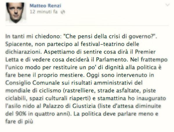 matteorenzi-crisi-tuttacronaca