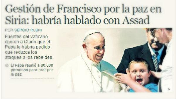 papa-francesco-assad-tuttacronaca