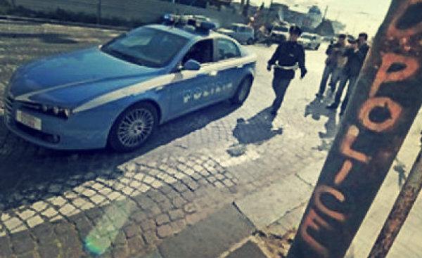 polizia-patierno-padre-uccide-figlio-tuttacronaca