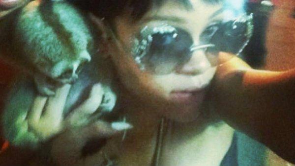 rihanna-scimmietta-tuttacronaca
