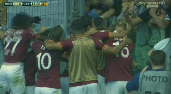 roma-lazio-gioia-dopo-il-gol-tuttacronaca