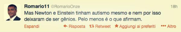 Messi autismo exame