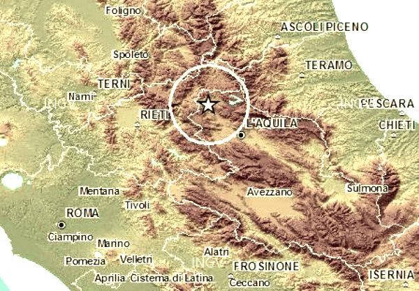 terremoto-rieti-l'aquila-tuttacronaca