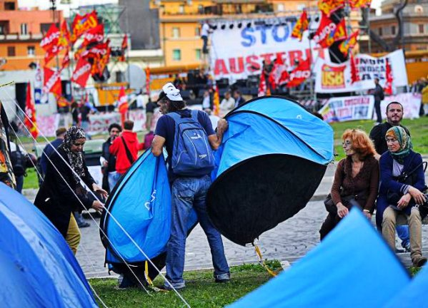 roma-manifestazione-tuttacronaca