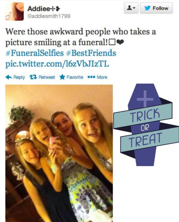 tuttacronaca-funerale-selfie
