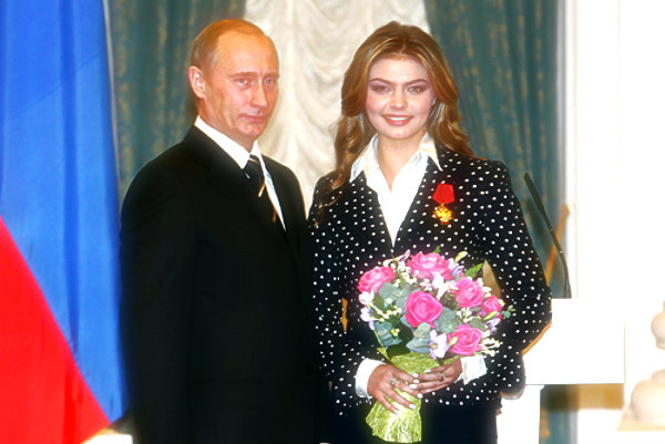 Vladimir Putin e Alina Kabaeva-nozze-matrimonio-tuttacronaca