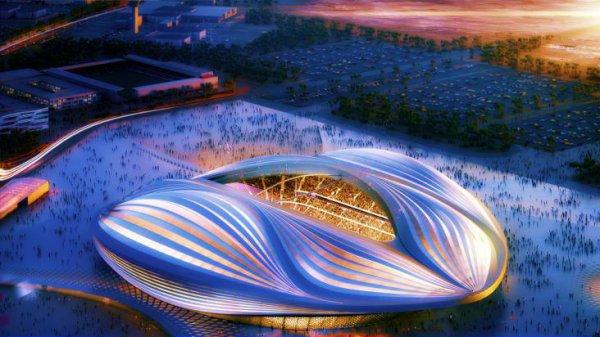 Al Wakrah Stadium Aerial View-tuttacronaca