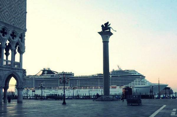 grandi-navi-venezia-tuttacronaca