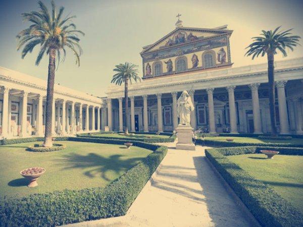 basilica-san-paolo-roma-tuttacronaca