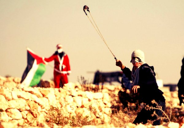palestina_ramallah_babbo_natale-tuttacronaca