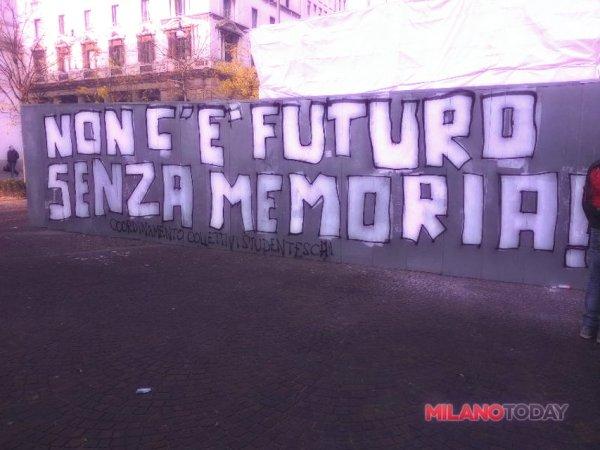 Piazza Fontana-cortei-tuttacronaca