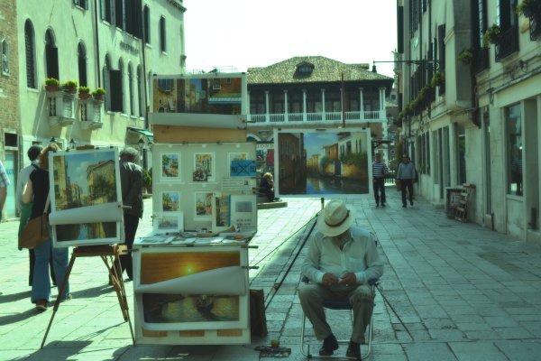 pittori-venezia-tuttacronaca