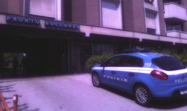polizia-ospedale-tuttacronaca