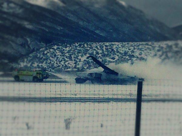 aereo-fiamme-aspen-tuttacronaca
