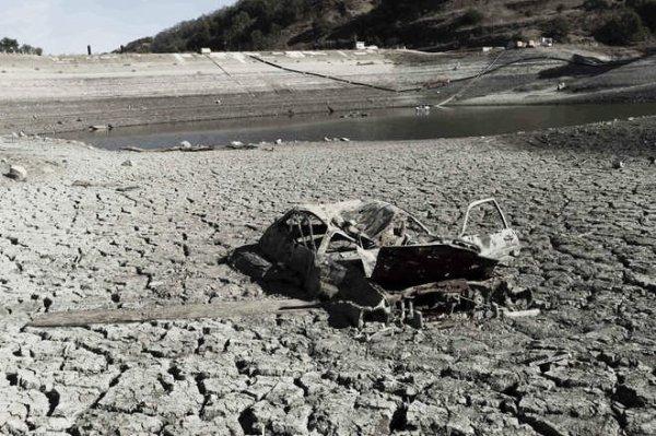 california-siccità-tuttacronaca