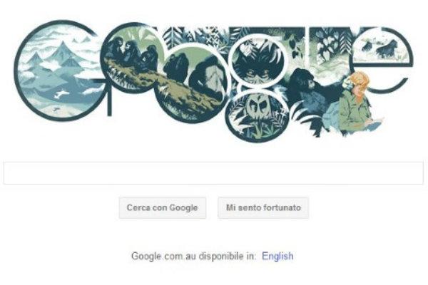 dian-fossey-google-doodle-tuttacronaca