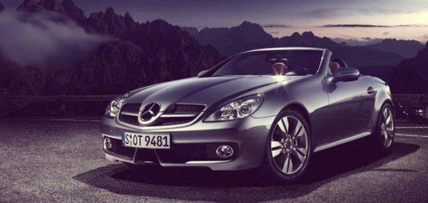 Mercedes-SLK-tuttacronaca