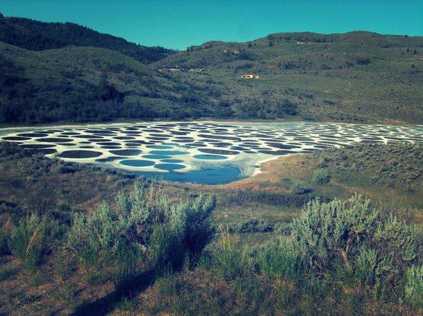 Spotted-Lake-of-Osoyoos-tuttacronaca