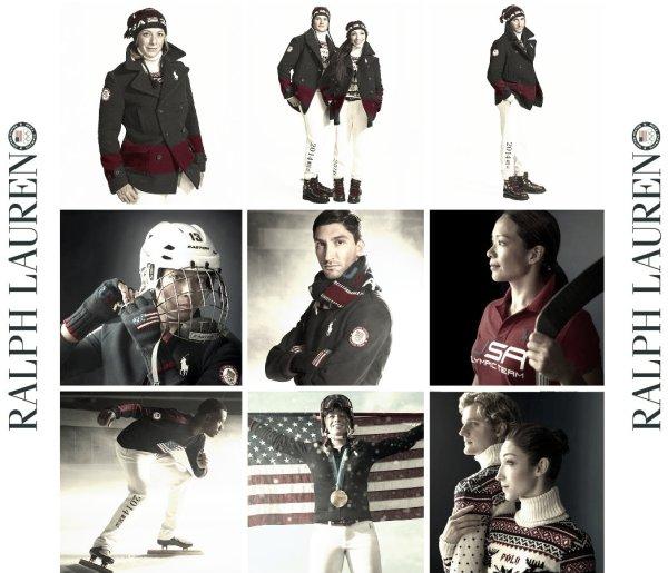 Team usa olimpic ralph lauren outfit sochi 2014-tuttacronaca