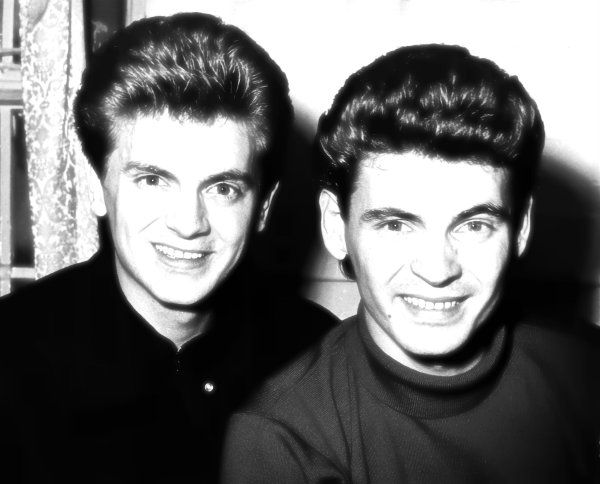 The Everly Brothers -tuttacronaca