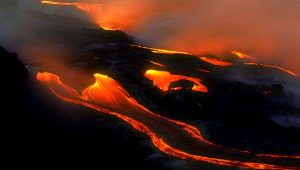 vulcano Kilauea-tuttacronaca