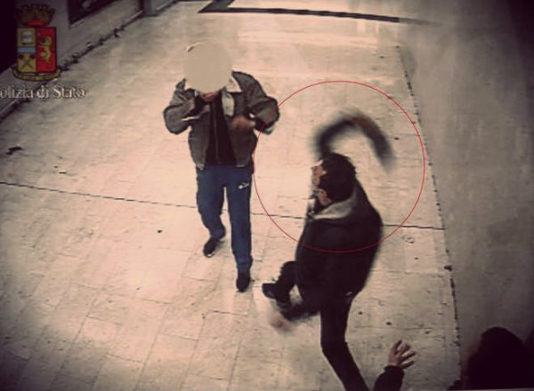 aggressione-mannaia-milano-tuttacronaca