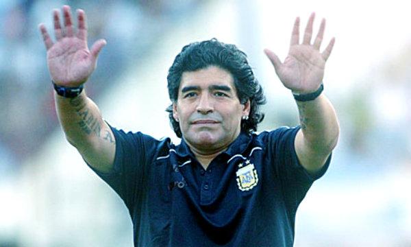 Diego Maradona-tuttacronaca