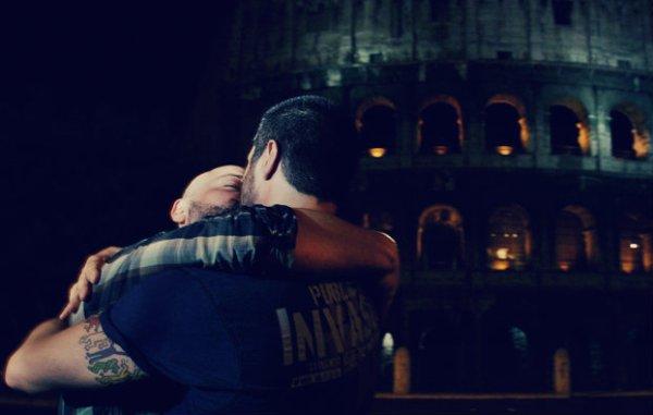 gay-italia-roma-colosseo-tuttacronaca