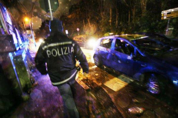 napoli-milan-polizia-tuttacronaca