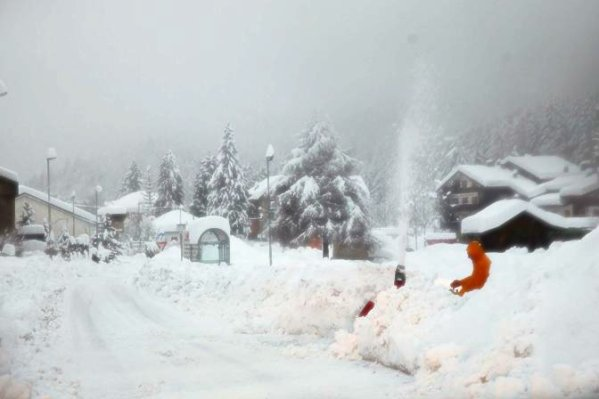 neve-bellunese-tuttacronaca