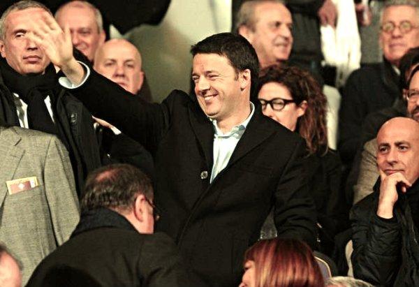 Renzi-Fiorentina-Inter-tuttacronaca
