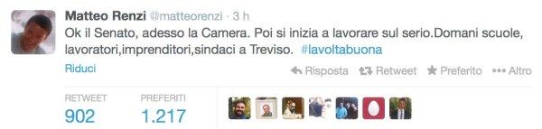 renzi-twitter-tuttacronaca