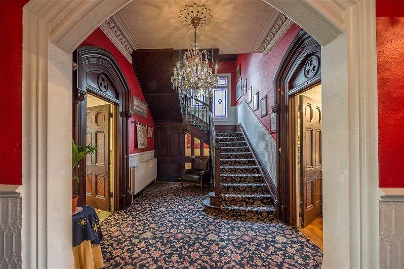 La casa vittoriana che cela una sorpresa futuristica for Piani di conservazione vittoriana