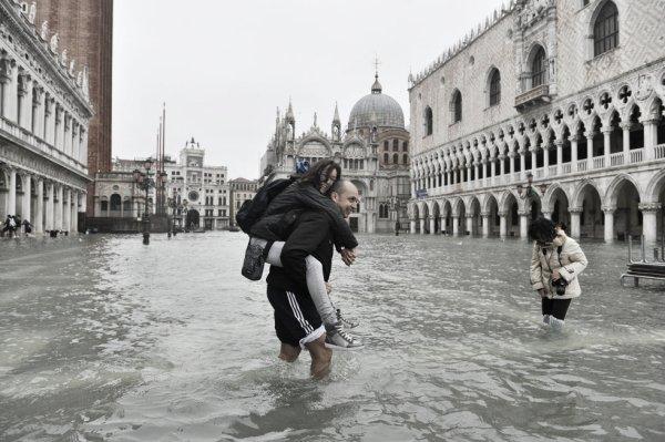 venezia-acqua-alta-tuttacronaca