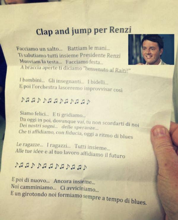 clap-and-jump-per-renzi-tuttacronaca